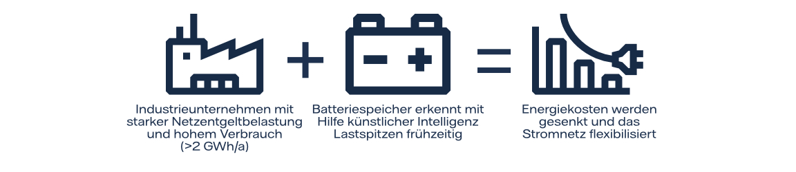 Info-Icons mit Text