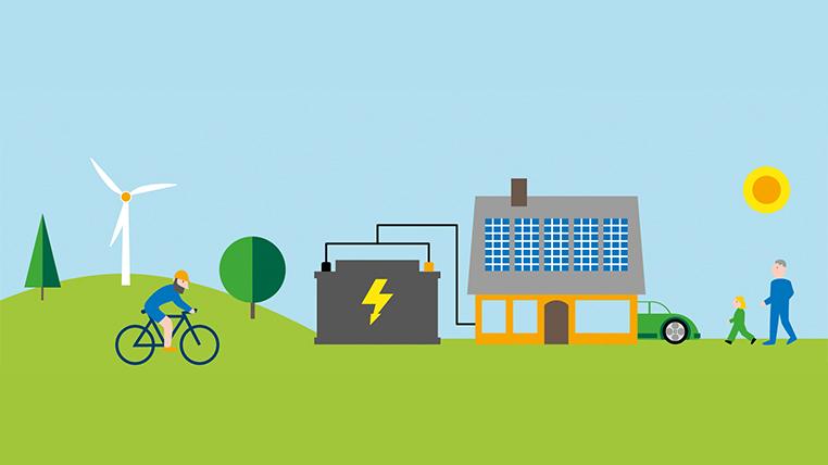 der anteil von solarstrom am strommix steigt kontinuierlich 2015 gab es im bundesgebiet uber 1 5 millionen photovoltaikanlagen davon 70 prozent auf ein